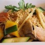 ingefær wok