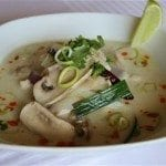 Thai-Kyllingsuppe